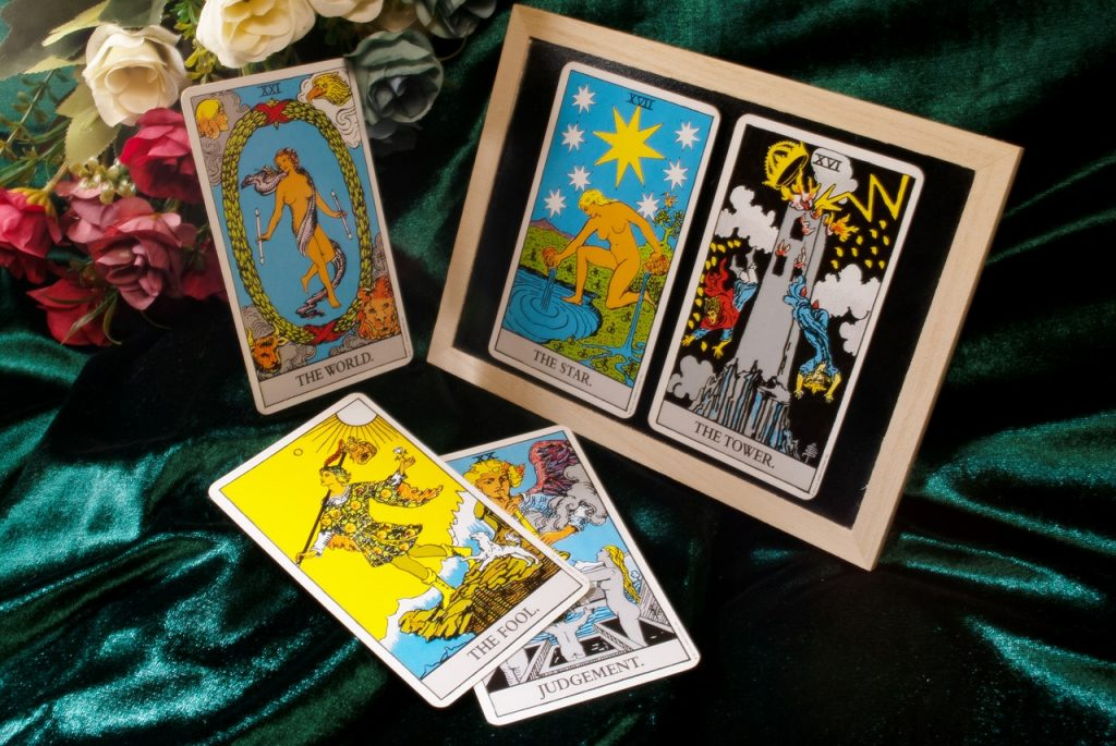 How to Get the Most Out of Your Tarot Card Study - Cauldron